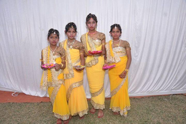 Alma Mater The School - Diwali Celebrations