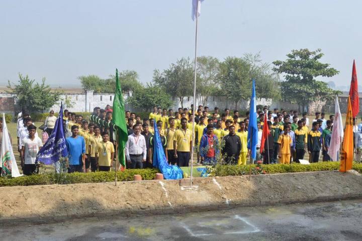 Alma Mater The School - Republic Day Celebrations