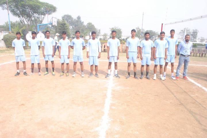 Alma Mater The School - Sports