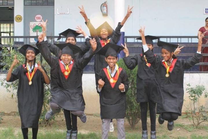 Alpha Public College - Graduation Day