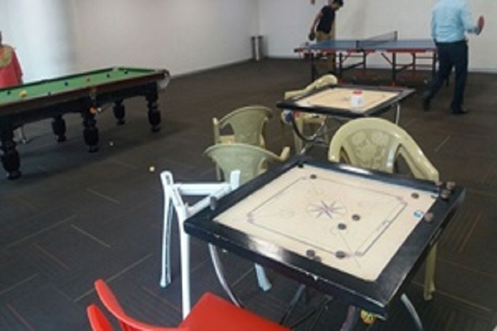 Alpha Public College-Indoor Games