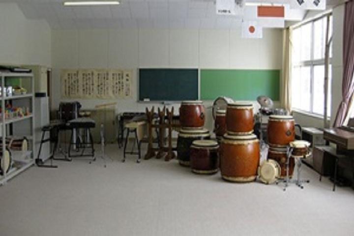Alpha Public College-Music Room