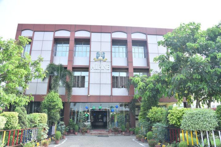Alphine International School - School Outlook