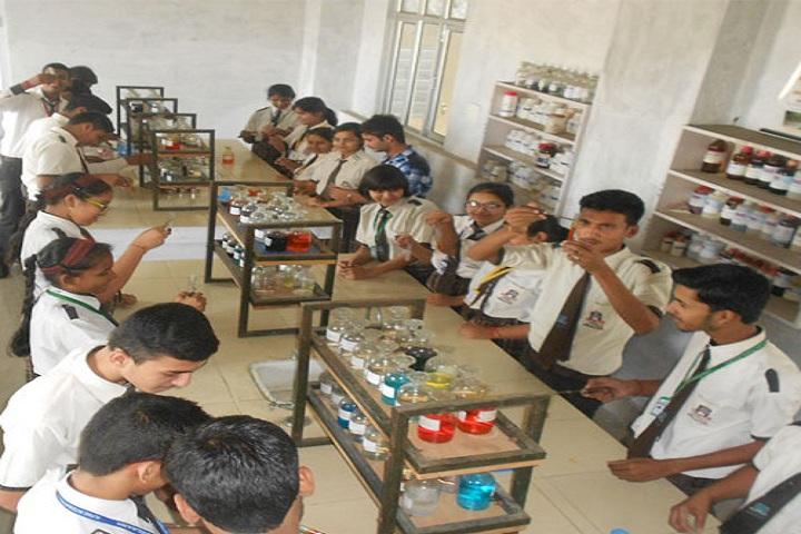 Alphine International School-Chemistry Lab