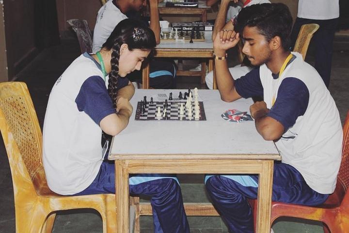 ALPINE PUBLIC SCHOOL-Indoor Games