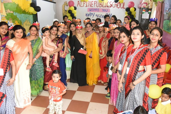 Alphine Public School - Mothers Day