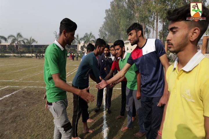 Alphine Vidyapeeth - School Activities