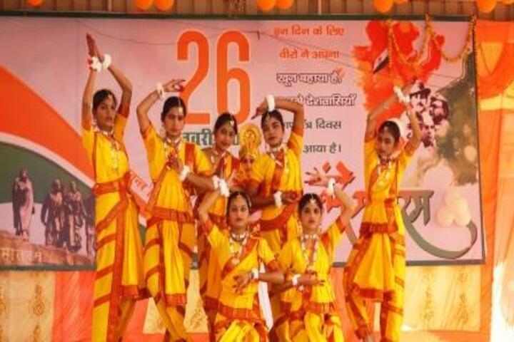 Aman International School - Bhaetanatyam