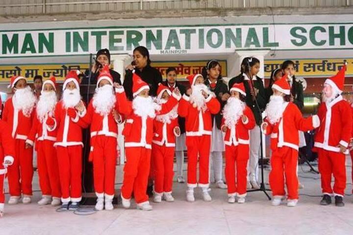 Aman International School - Christmas Celebration
