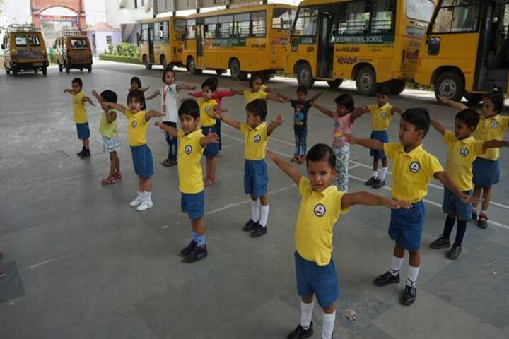 Aman International School - Kidzee Activities