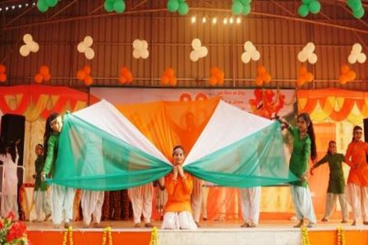 Aman International School - Republic Day Celebrations