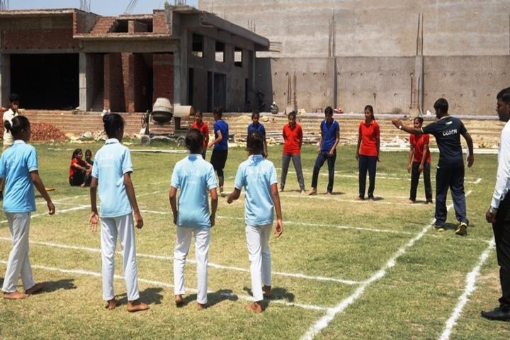 Aman International School - State Levalgirls Kabaddi Tournament
