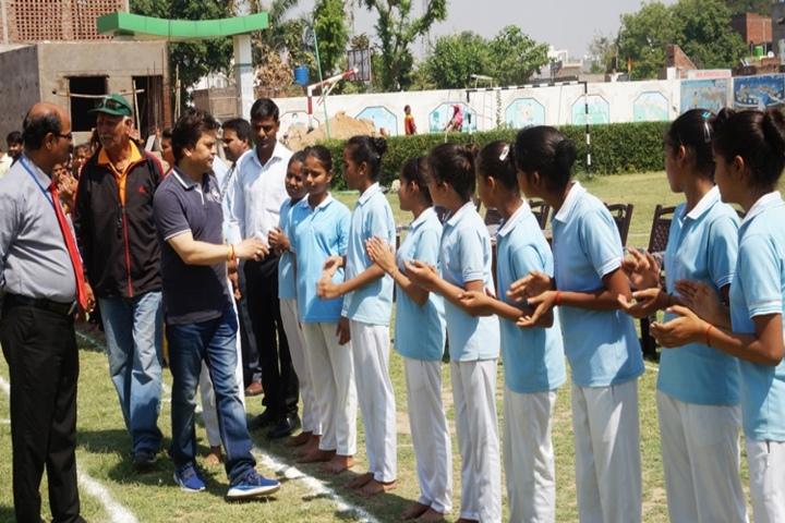 Aman International School -Sports Day