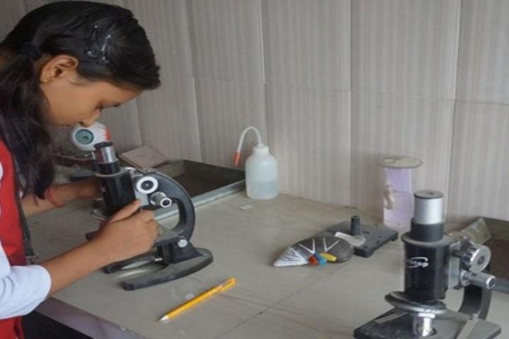 Aman International School-Biology Lab