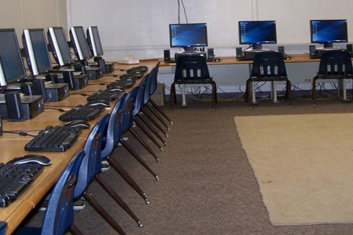 Aman International School-Computer Lab