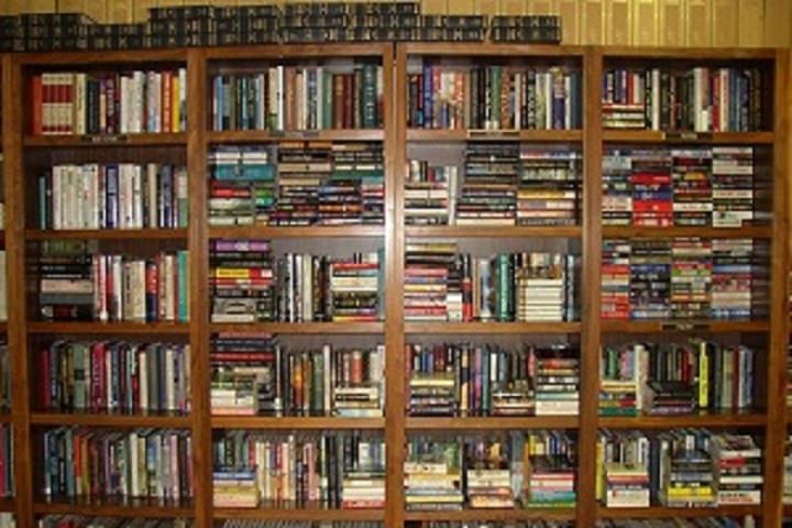 Aman International School-Library