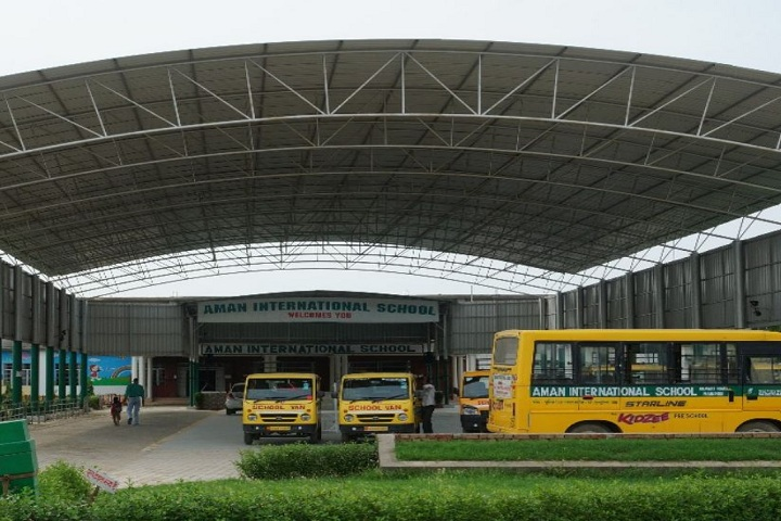Aman International School-Transport