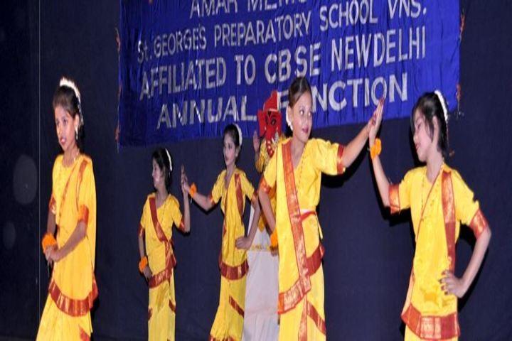 Amar Memorial St George Preparatory School-Dance