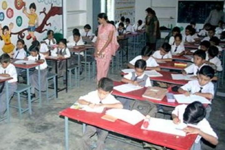 Amar Memorial St George-Classroom
