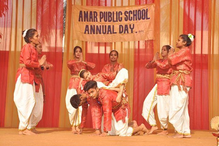 Amar Public School - Culturals