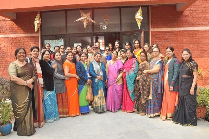 Amar Public School - Staff