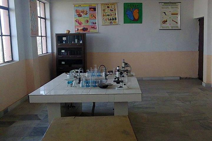Amar Public School-Biology Lab