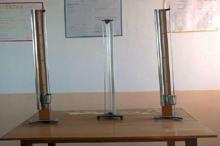 Amar Public School-Physics Lab