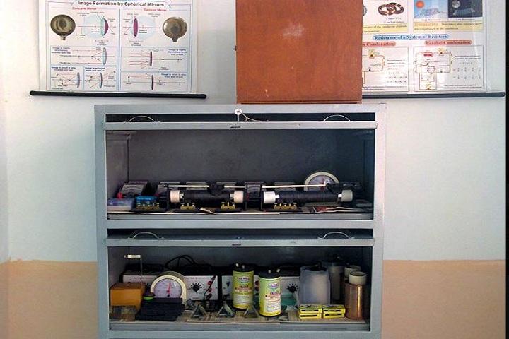 Amar Public School-Science Lab
