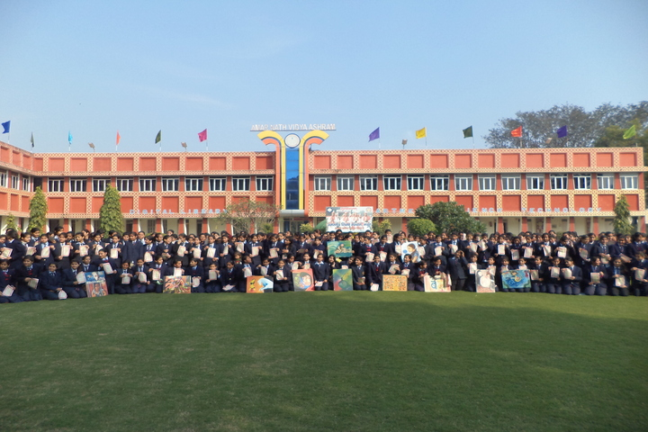 Amarnath Vidya Ashram Senior Secondary School - Art Day
