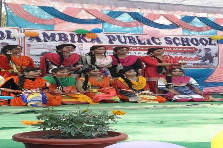 Ambika Public School - Annual Day  Celebrations