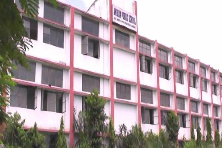 Ambika Public School - School Outlook