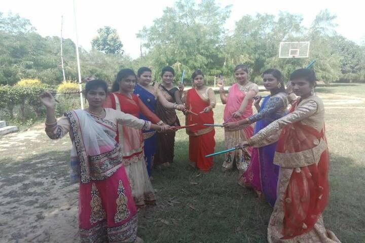 Ambika Public School - Snakranthi Celebrations