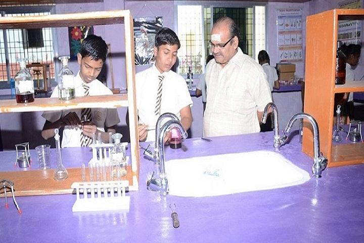 Ambition Academy - Chemistry Lab