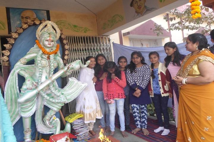 Sabarmati Gyan Niketan-Festival Celebrations