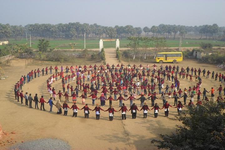Sabarmati Gyan Niketan-School Ground