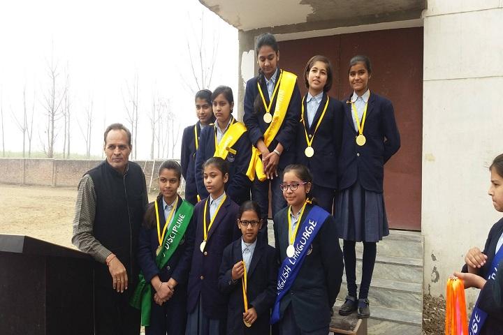 Ambition International School-Award Winning