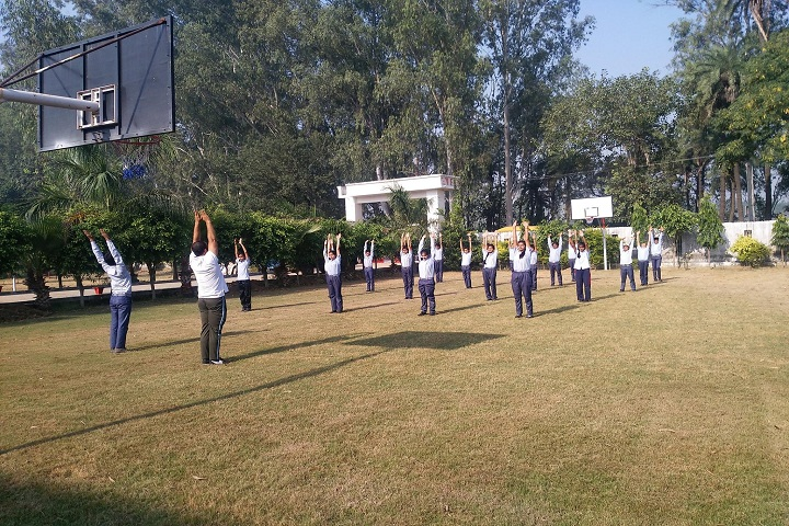 Ambition International School-Exercise