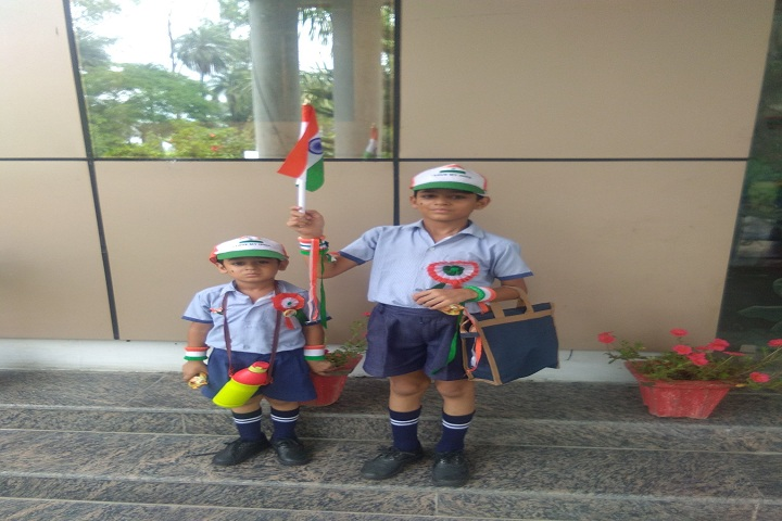 Ambition International School-Independance Day Event