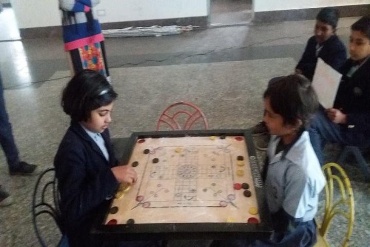 Ambition International School-Indoor Games