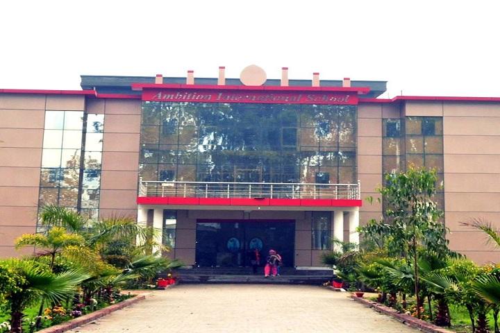 Ambition International School-School Entrance