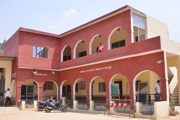 Ameer Memorial Public School-Campus View