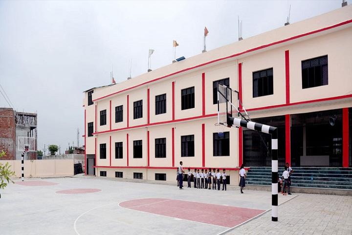 Ameer Memorial Public School-Foot Ball Court