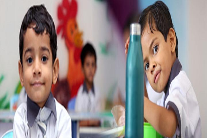 Ameer Memorial Public School-Nursery Class Room