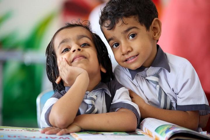 Ameer Memorial Public School-Students