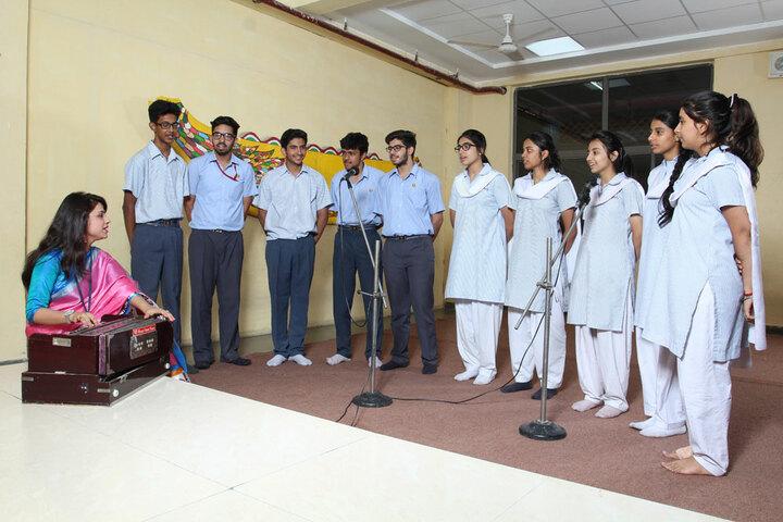 Amity International School-Classical vocal Room