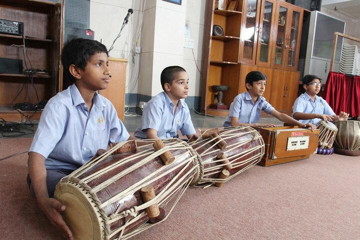 Amity International School-Tabla Lessons
