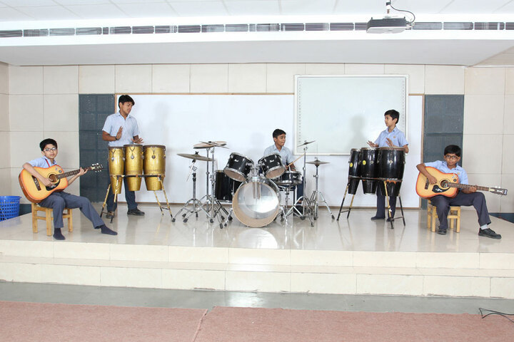 Amity International School -Western Music Room
