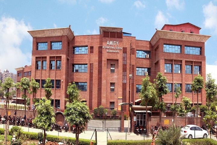 Amity International School-Campus View