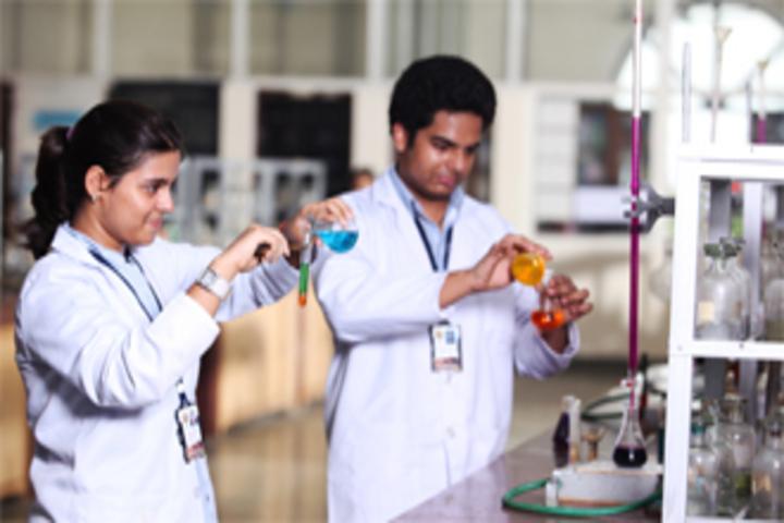 Amity International School - Chemistry Lab