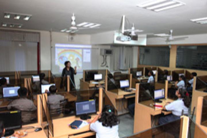 Amity International School - Computer Lab
